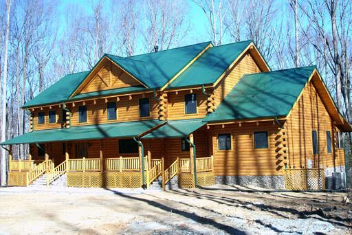 Cypress Log Homes